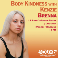 Body Kindness with Kenzie Brenna