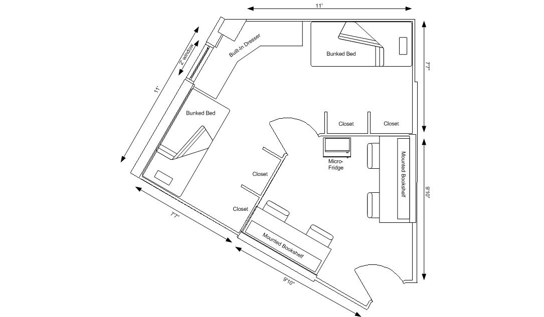 Morrill Tower Residence Halls University Housing