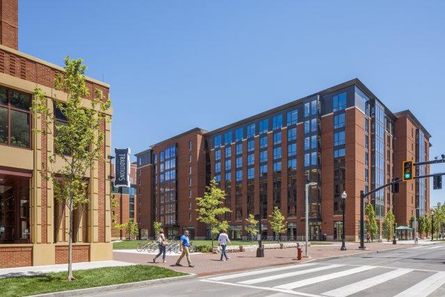 Blackburn House Residence Halls University Housing