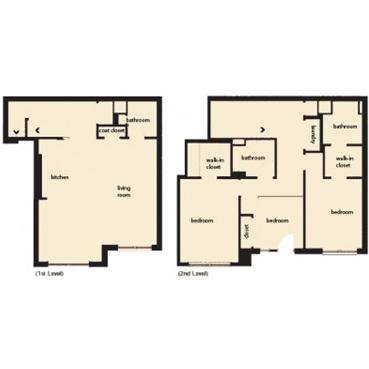 3 Bedroom Gateway Example
