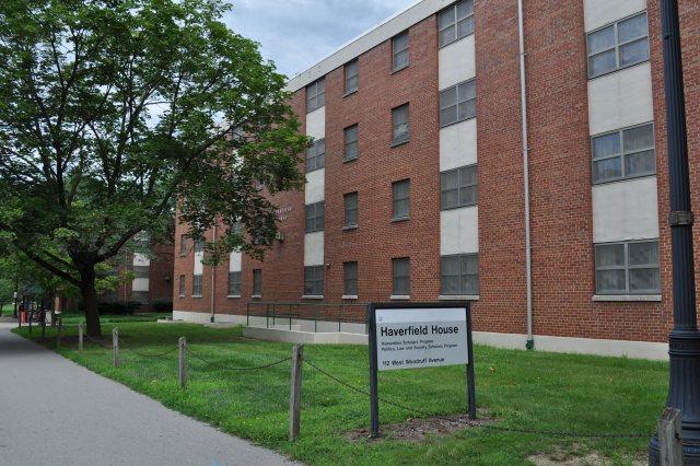 Haverfield House Residence Halls University Housing