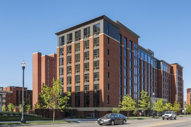 Houston House Residence Halls University Housing