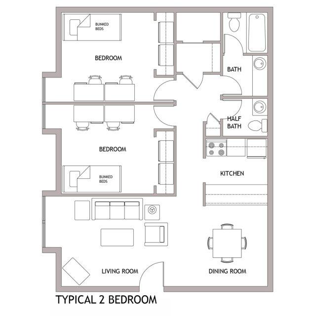Bedroom Apartments Ohio State