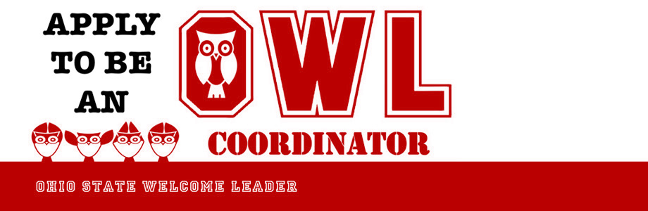 Apply to be an OWL Coordinator